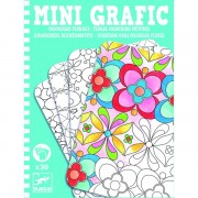 Mini grafic Djeco Flori