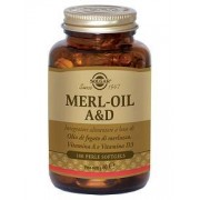 Solgar It. Multinutrient Spa Merl Oil A&d; Flacone 100 Perle Softgel