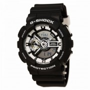 Reloj Casio G-SHOCK GA_110BW_1A Negro