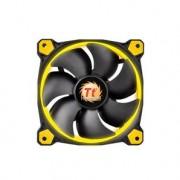 THERMALTAKE Ventilateur de boitier 140mm LED Jaune RIING