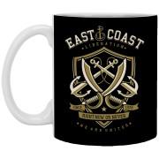 East Coast - 11 oz Ceramic Mug - 141