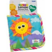 Carte din plus Tomy Lamaze Descopera 0 luni + Multicolor