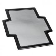Filtru de praf DEMCiflex Rear (Large) Black/Black pentru carcasa Fractal Design R5