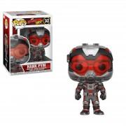 Pop! Vinyl Figura Funko Pop! Hank Pym - Marvel Ant-Man y la Avispa