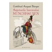 Aventurile baronului Munchhausen. Ilustratii Gustave Dore