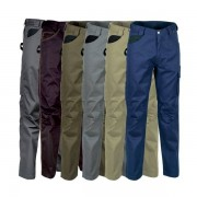 Cofra Pantaloni estivi da lavoro Cofra Drill