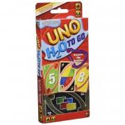 Mattel-UNO H2O To Go H20 Juego de cartas