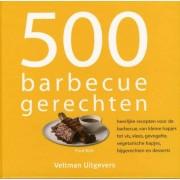 Spiru 500 Barbecuegerechten