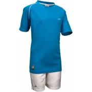 Avento Sportset Junior Jongens London Lichtblauw/Wit Maat 92