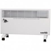 Convector electric tip panou Albatros TC-1500A, Protectie la supra incalzire, 1500 W, Alb
