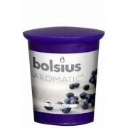 Geurvotive rond 53/45 per 12 stuks blueberry