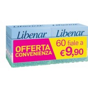Chefaro Pharma Italia Libenar 60 Flaconcini Da 5ml