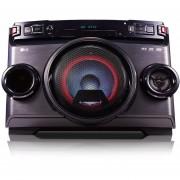 Minicomponente LG OM4560 Color Negro