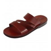 Faraon-Sandals TAKELOT Uni kožené pantofle 009 TAKELOT 41