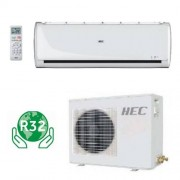 Climatizzatore Hec Tide Inverter By Haier 9000btu Gas R32 + Staffe