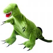 Papusa De Mana T-rex Beleduc