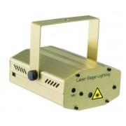 Lézer projektor, karácsonyi fényeffekt, 230V