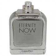 Calvin Klein Eternity Now Eau De Toilette Spray (Tester) 3.4 oz / 100.55 mL Men's Fragrances 542158