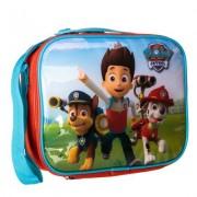 Paw Patrol hütő táska tartozékokkal, narancssárga kékkel