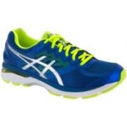 Asics Gt-2000 4 Men Running Shoes For Men(Blue, Silver, Yellow)