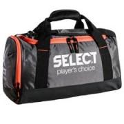 Select Sporttas Verona Small 30 l Grijs/Zwart/Oranje
