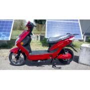TRD14 elektromos kerékpár bordó 48V20Ah li ion