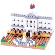 Kawada NBH_104 Nanoblock Buckingham Palace Building Kit