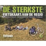 Fietskaart 07 De Sterkste van de Regio Veluwe | Buijten & Schipperheijn