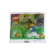 Lego Shell 1998 World Cup World Team Soccer Player 3305