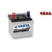 Baterie auto 12V 45Ah B20 Varta Black Dynamic cod 545413 040 borna inversa ASIA