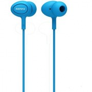 REMAX Fashion RM-515 Universal Candy In-ear Earphone Headphone With Mic - Blue
