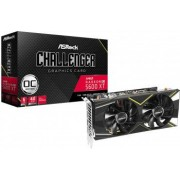 Placa video AsRock Radeon RX 5600 XT Challenger D OC 6GB GDDR6 192-bit Bonus Q3'20 AMD Radeon Raise