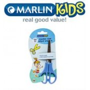 Marlin Kids Scissors Blunt Nose 130mm, Retail