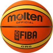 Molten Basketbal GR ideaal voor de gymles Maat 6