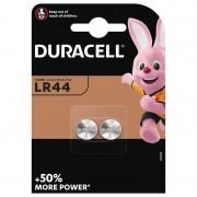 Duracell LR44 Duracell knappcellbatteri 1,5V 2 st.