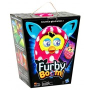 Furby Boom Electronic Pet (Hasbro A6415) (German Version) Pink with White Polka Dots Multicoloured