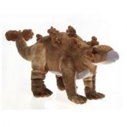 Fiesta Toys Ankylosaurus Dinosaur Dino Plush Stuffed Animal Toy - Large - 29.5 inch