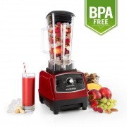 Klarstein Herakles 2G-R Mixeur sur pied pour smoothie blender 1200W sans BPA