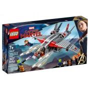 76127 Captain Marvel si atacul Skrull