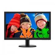 Philips Full HD-monitor, 54,6 cm (21,5 inch) »223V5LHSB2/00« - 104.05 - zwart