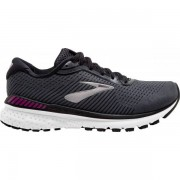 Brooks Adrenaline GTS 20 Women - Female - Zwart - Grootte: 42