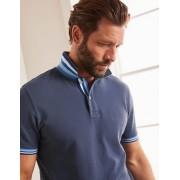 Boden Grau Piqué-Poloshirt Herren Boden, S, Grey
