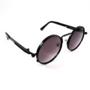 ISK Oval Sunglasses(Violet)