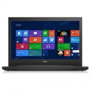 "Laptop DELL, INSPIRON 3543, Intel Core i7-5500U, 2.40 GHz, HDD: 500 GB, RAM: 4 GB, unitate optica: DVD RW, video: Intel HD Graphics 5500, webcam, BT, 15.6 LCD (WXGA), 1366 x 768"""