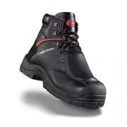 Pracovná obuv pre oceliarne a zlievárne vysokej kvality Heckel MACSOLE® EXTREM 2.0 - MACSILVER INTEGRAL Farba: Čierna, Veľkosť: 43
