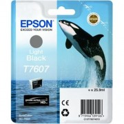Kazeta EPSON SC-P600 light black