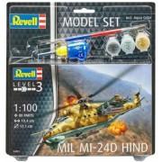 Model set - Elicopter Militar MI024D Hind - RV64951