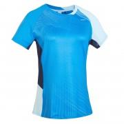 Perfly T-Shirt de badminton Femme 560 - Bleu - Perfly