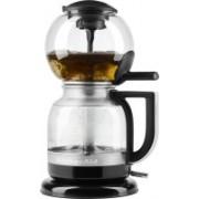 KITCHEN AID 1440 - Watt Siphon 8-Cup Coffee Brewer - Onyx Black 8 Cups Coffee Maker(Onyx Black)