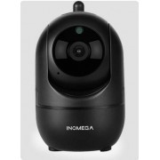 HD Cloud draadloze IP-camera intelligent auto tracking Human Home Security Surveillance netwerk WiFi camera plug type: AU plug (720P zwart)